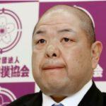 試練続く相撲協会のトップ八角理事長、若き頃の勇姿とついたあだ名は●●ドッグ!