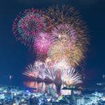 熱海・海上花火大会は8月5日再開!鑑賞のお供には四角いシュークリームを!